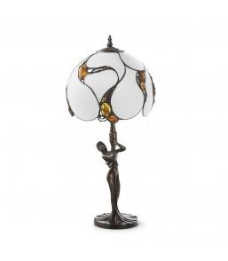 Lampa witrażowa do salonu...
