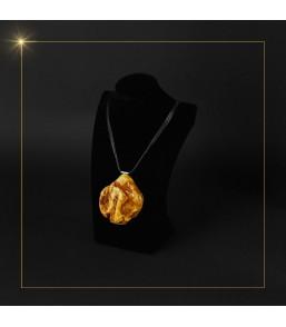 Biżuteria z bursztynem...