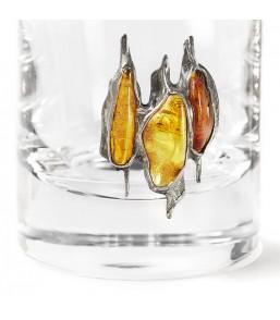 Szklanka do whisky zdobiony...